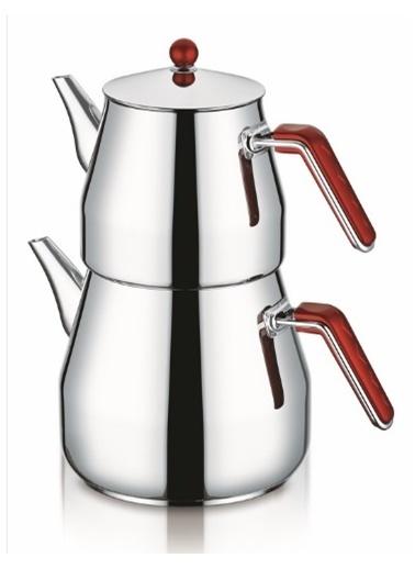 Remetta Prisma Maxi Boy Çaydanlık Renkli